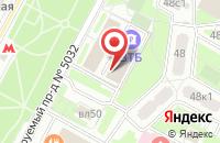 Схема проезда до компании Юридическая Компания «Трио» в Москве