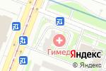 Схема проезда до компании Атолл-АФ в Москве