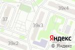 Схема проезда до компании Easy Way English в Москве