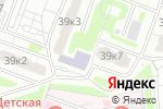 Схема проезда до компании РусМастер в Москве