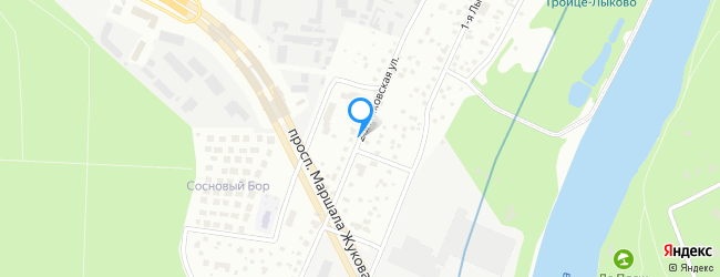 улица Лыковская 2-я