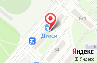 Схема проезда до компании Курамир в Москве