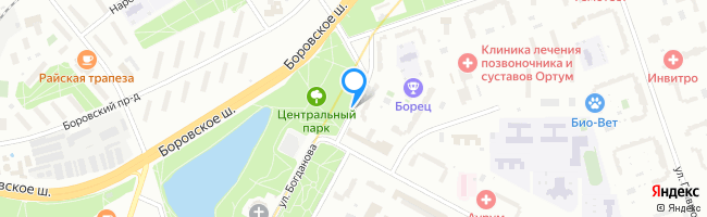улица Богданова