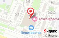 Схема проезда до компании Синдика-Медиа Групп в Москве