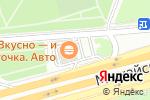 Схема проезда до компании Шиномонтажный пост в Москве