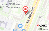 Схема проезда до компании Олимпроект-Гео в Москве