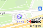 Схема проезда до компании Shell в Москве
