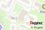 Схема проезда до компании Библиотека №262 в Москве