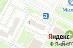 Схема проезда до компании Фотостудия в Москве