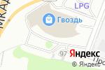 Схема проезда до компании Plastershop в Москве
