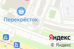 Схема проезда до компании Royal Comfort в Москве