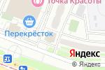 Схема проезда до компании Ice Drops в Москве