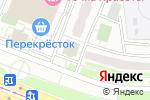 Схема проезда до компании Магазин сантехники и инструмента в Москве