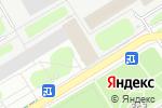 Схема проезда до компании Строй Интерьер в Москве