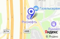 Схема проезда до компании ПРОИЗВОДСТВЕННАЯ ФИРМА НЕКОР ПЛЮС в Москве