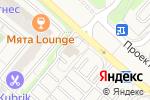 Схема проезда до компании Тонратун в Москве