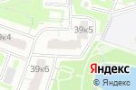 Схема проезда до компании ВекФарм в Москве