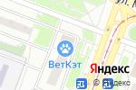 Схема проезда до компании Hellen в Москве