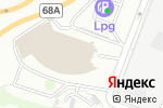 Схема проезда до компании Эван в Москве