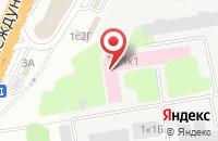 Схема проезда до компании Центр Инженерно-Технического и Энергетического Обеспечения в Химках