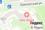 Схема проезда до компании Carte Blanche в Москве