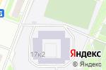 Схема проезда до компании Неоткрытые острова в Москве