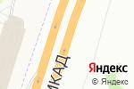 Схема проезда до компании Сегвейдром в Москве