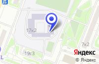 Схема проезда до компании ДЕТСКИЙ СПОРТИВНЫЙ КЛУБ РЫЦАРИ СПАРТЫ в Москве