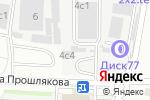 Схема проезда до компании Видео плюс в Москве