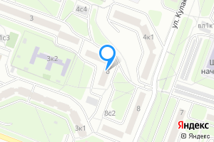 Комната в Москве улица Кулакова, 6