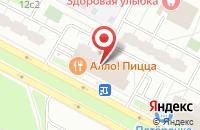 Схема проезда до компании Энергоконсалт в Москве