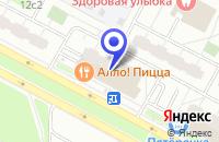 Схема проезда до компании АПТЕКА ЛЕССА-2001 в Москве