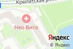 Схема проезда до компании Clean-House в Москве