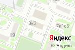 Схема проезда до компании Отдельная рота ППС полиции в Москве