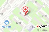 Схема проезда до компании Дорфинк в Москве