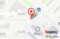 Схема проезда до компании Событие в Москве