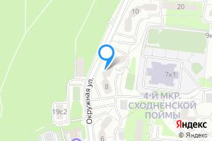Сдается комната в двухкомнатной квартире в Москве м. Волоколамская, Окружная улица, 8