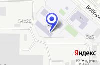 Схема проезда до компании МЕБЕЛЬНЫЙ МАГАЗИН МОНОЛИТ в Москве