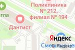Схема проезда до компании Золотой Прайд в Москве