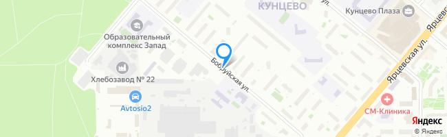 Бобруйская улица