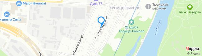 улица Лыковская 3-я