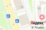 Схема проезда до компании Doсtor Masloff в Москве