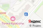 Схема проезда до компании Пятерочка в Путилково