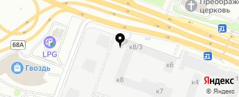 Car & home на карте Москвы