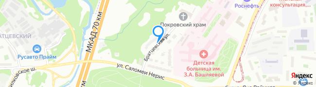 Братцевская улица