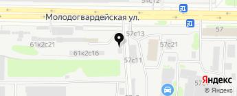 Musauto на карте Москвы