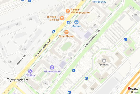 купить квартиру в ЖК Новое Тушино