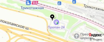 MMK Petrol на карте Москвы