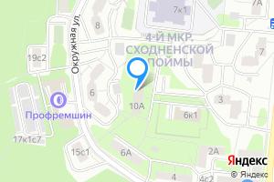Сдается двухкомнатная квартира в Москве Окружная ул., 10А