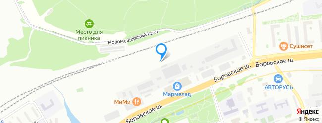 улица Терёшково